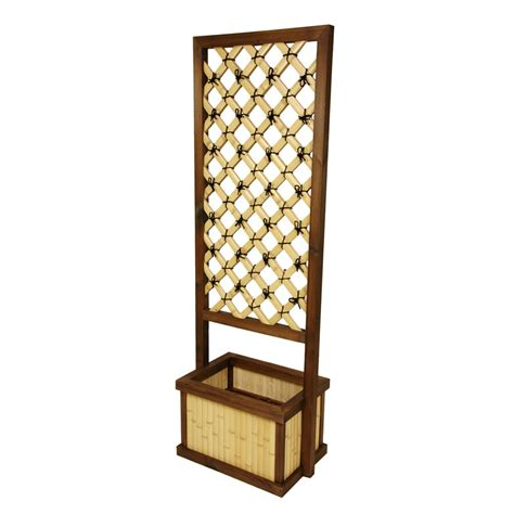 6 foot trellis furniture wd98097 6 ft japanese bamboo