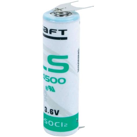Ls With Batteries by Non Standard Battery Aa U Solder Pins Lithium Saft From