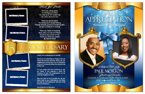 gallery of pastor anniversary invitation letter pastor