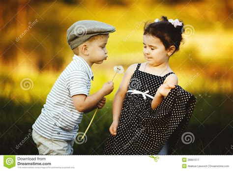 cute boy royalty free stock photography image 26641147 cute boy and girl stock image image of garden beautiful