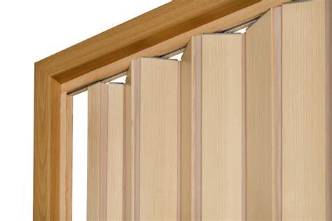 wooden folding doors high quality