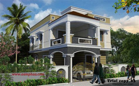 exterior front entrance design ideas  koyambedu chennai aamphaa projects id