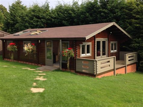 keops two bedroom lodge keops interlock log cabins