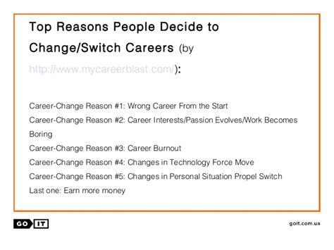 7 Reasons To Make A Career Change by Whay Qa Engineers Should How To Code