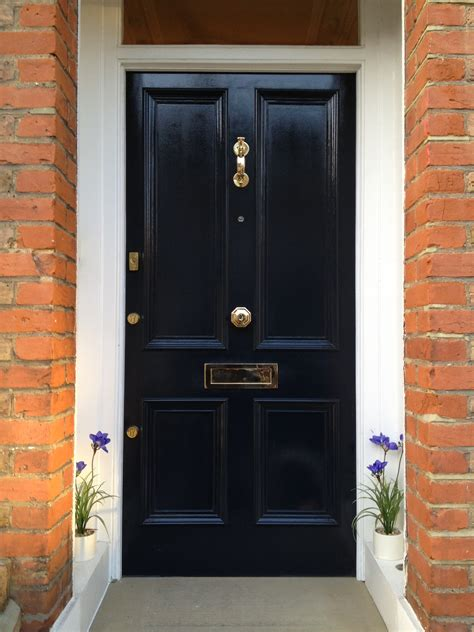Exterior Door Furniture Front Door Colours Voysey Jones
