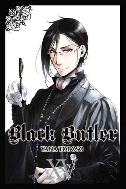 Black Butler Volume 13161717 Yana Toboso black butler volume 15 by yana toboso paperback barnes