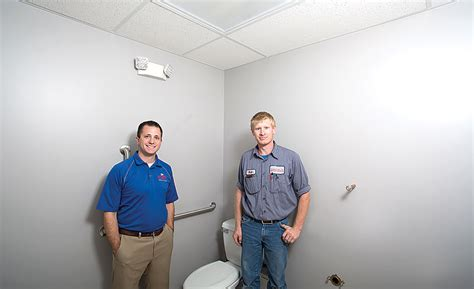 Mid Cities Plumbing by Mid City Supply Saves Labor Costs By Installing Above