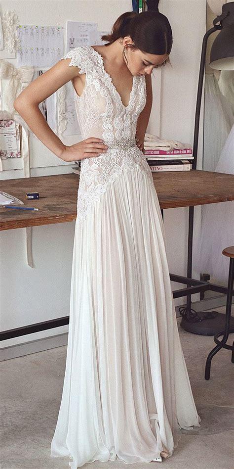 vintage lace wedding dresses  impress  mind