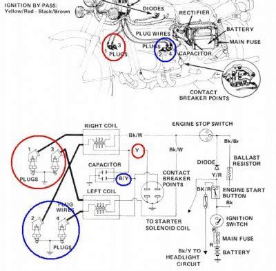 1984 honda goldwing tach sensor locations 1984 get free