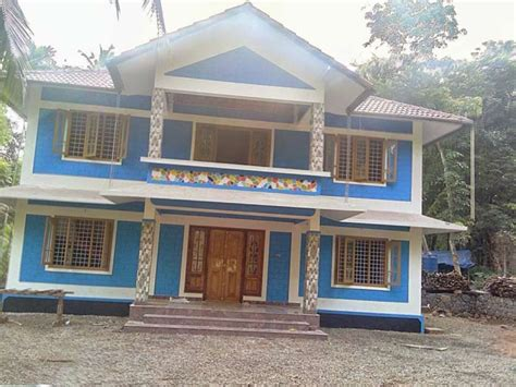 budget home design 2140 sq ft kerala home design and 1800 square feet 4 bedroom low budget kerala style home