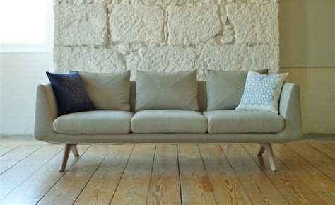matthew hilton hepburn sofa hepburn fixed 3 seater sofa 350fm hivemodern com