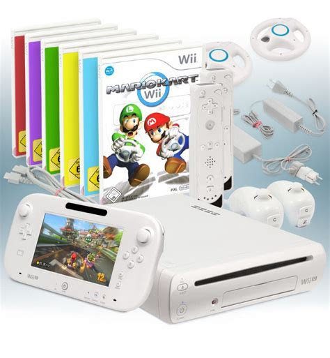 8 Reasons To Get A Nintendo Wii by Wii U Konsole 8 Gb Wei 223 Mario Kart Wii 5 Wii