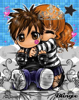 anime lovers chibi anime lovers picture 105796348 blingee com