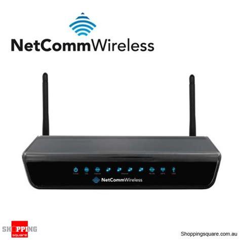 Modem Wifi Lan netcomm nb604n wireless n300 modem router adsl2 4 lan ports usb ipv6 2 antenna