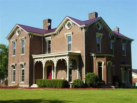 italianate homes 26 popular architectural home styles home exterior