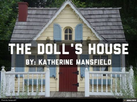 katherine mansfield the doll s house the dolls house by katherine mansfield 28 images katherine mansfield doll s house