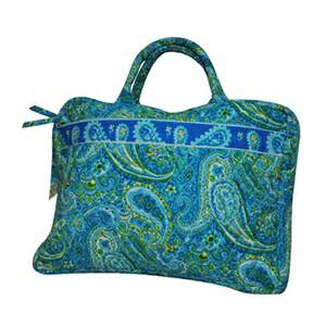 printed cotton quilted laptop bag wholesale bags