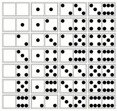 printable domino cards games for dominoes math pinterest math school and