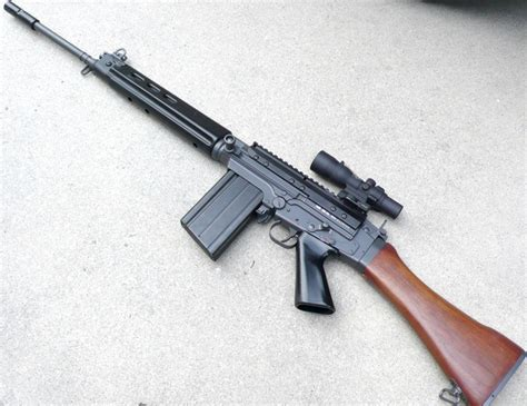 siege fn the gallery for gt fal rifle 308