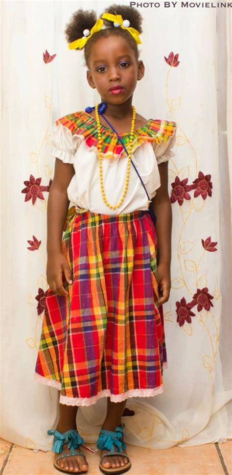 St Justine Vest Kid st lucian creole wear photos st lucia news