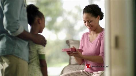 overstock commercial actress overstock com tv commercial mother s day ispot tv