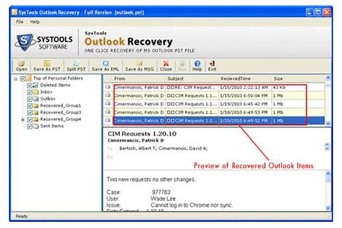 inbox repair tool scanpst.exe outlook 2007 download