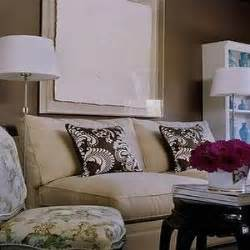 Sofa Lamp Taupe Living Room Walls Design Ideas