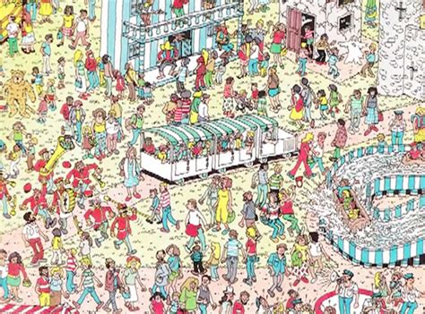 where s the gallery for gt wheres waldo game