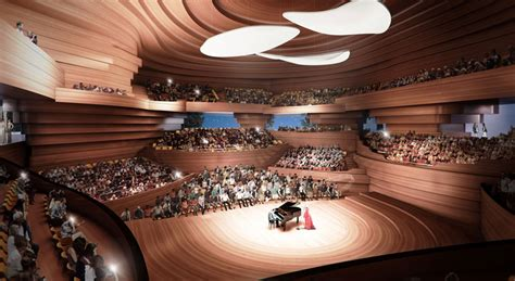 design contest for 280m london concert hall chipperfield among shortlist of three for beethoven