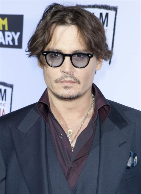 Johnny Depp Hairstyle by Johnny Depp Hair Styles 15 Hairstyles