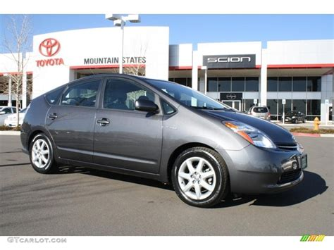 2008 toyota prius change 2008 magnetic gray metallic toyota prius hybrid touring