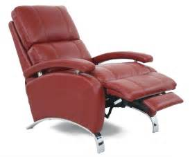 Recliner Furniture Barcalounger Oracle Ii Recliner Chair Leather Recliner