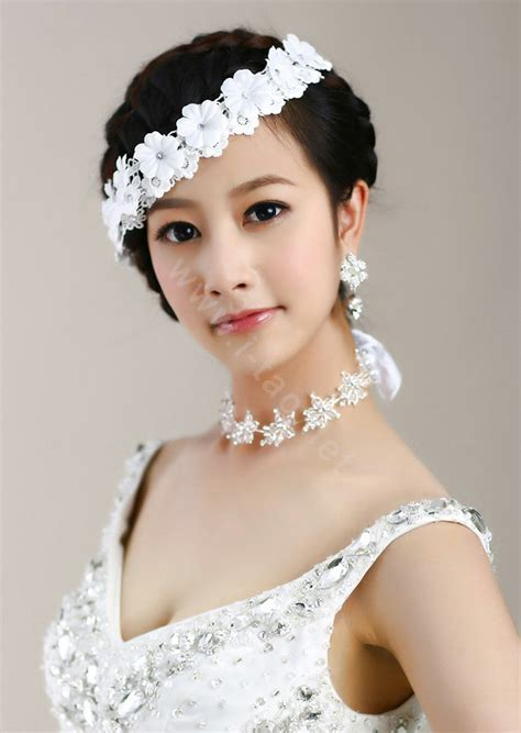 Wedding Hair With Ribbon by Wedding Hair Ribbon Headband Newhairstylesformen2014