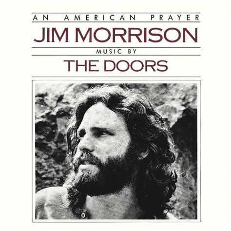 an american prayer the doors jim morrison songs