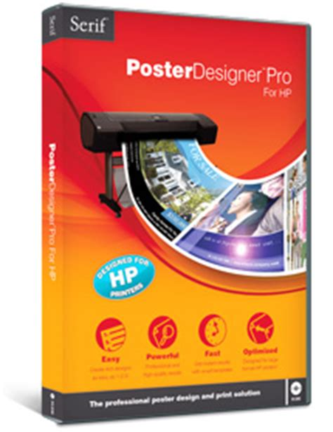 poster layout software new poster design software for hp large format printers