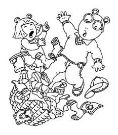 printable coloring book free printable arthur coloring pages for