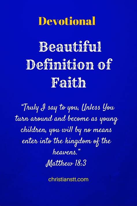 beautiful meaning devotional beautiful definition of faith christianstt