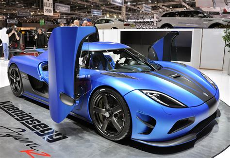 Koenigsegg Agera R Spec 2013 Koenigsegg Agera R Specifications Photo Price