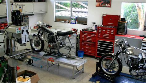 motorcycle workshop layout downloads 1000 images about bike garage shed workshop man cave