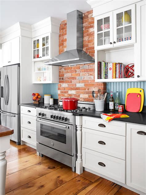 a kitchen a kitchen that combines old with new hgtv