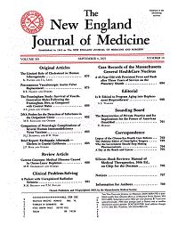 the world's top medical journals