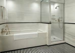 white tile bathroom ideas black and white bathroom tiles images