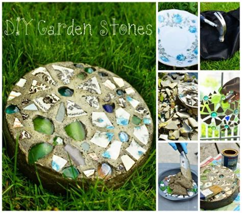Creative Ideas Diy Mosaic Garden Stepping Stone With A Garden Mosaic Ideas