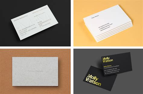 who makes the best business cards the best business cards of 2014