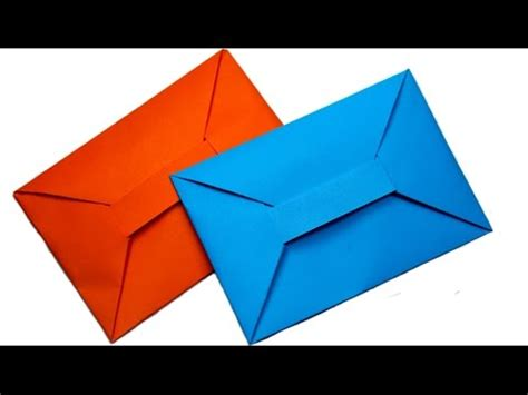 How To Make A Origami Exploding Envelope - origami exploding envelope by shafer vidoemo