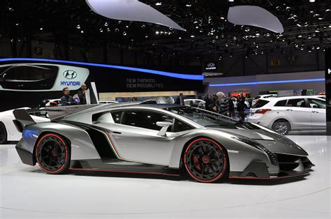 Lamborghini Veneno 2013 Price Lamborghini Veneno In Detail Geneva 2013 Photo Gallery
