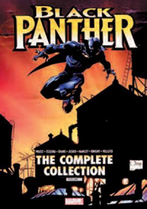 black panther by reginald hudlin the complete collection vol 1 black panther the complete collection black panther by christopher priest complete collection