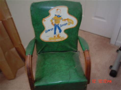 Howdy Doody Rocking Chair by Howdy Doody Rocking Chair Antique Price Guide Details Page