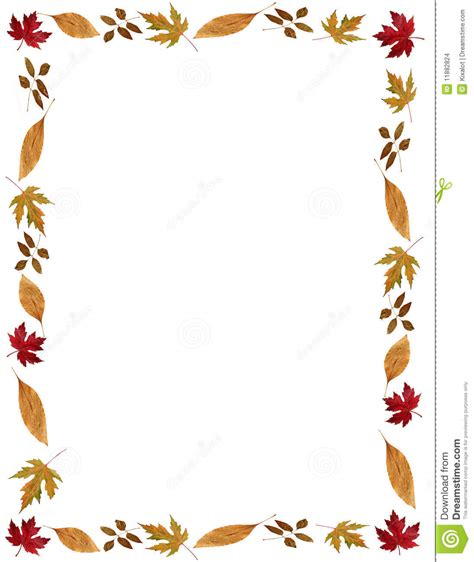 Bingkai Frame Around The World Poster fall holidays leafy frame or border stock images image