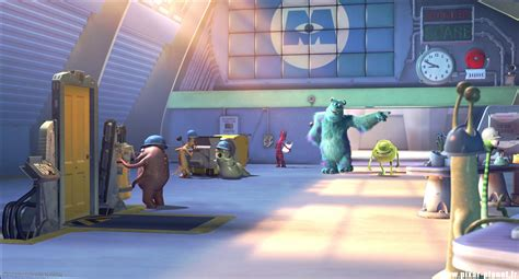 Monsters Inc Scare Floor by Quotes From Monsters Inc Pixar Planet Fr